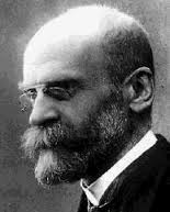 We read to you the rules of the sociological method - Emile Durkheim (1858 - 1917)