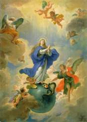 Altomonte, _Bartolomeo _-_-_ 1719 _ The_Immaculate_Conception